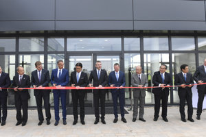 June 15: Opening of MinebeaMitsumi plant near Košice