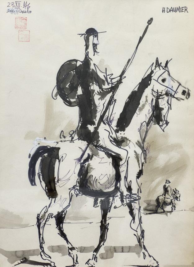 Koloman Sokol: Don Quijote