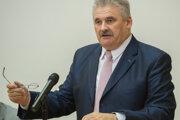 Labour Minister Ján Richter