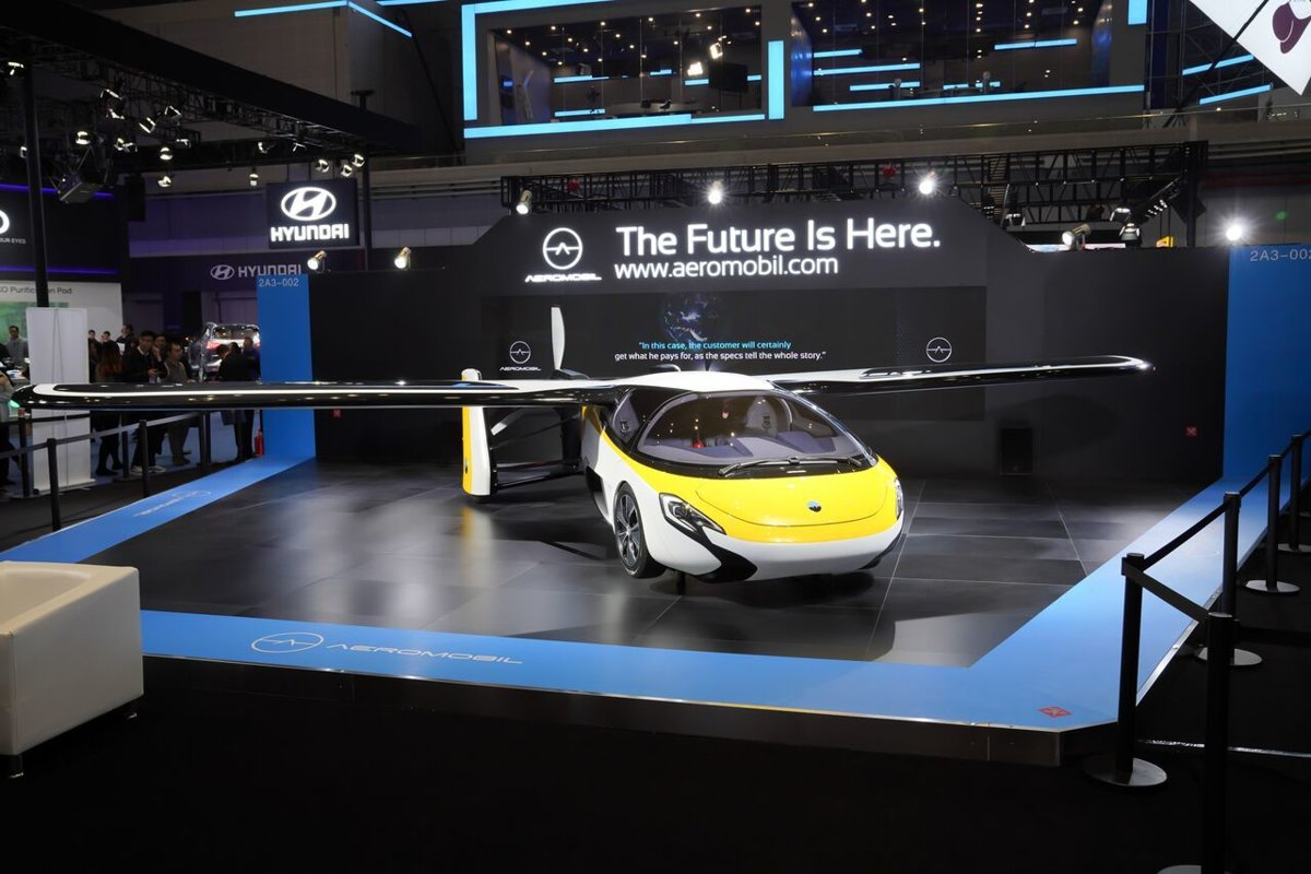 Flying car impressed China - spectator.sme.sk a3103b4995