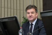 Foreign Affairs Minister Miroslav Lajčák