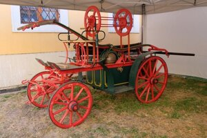 Period donkey engine