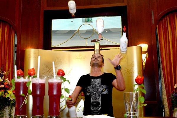 Stefan Haneder, winner of the Flair category