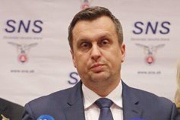 Andrej Danko, SNS chairman