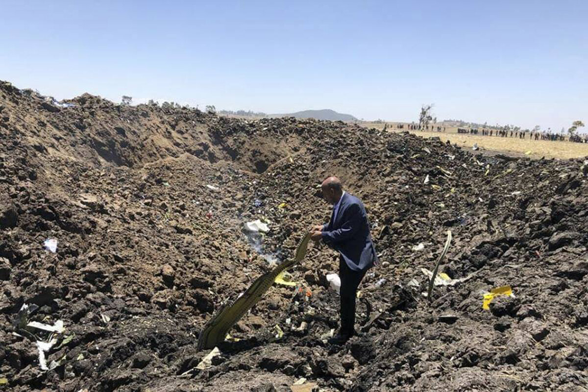 Four Slovaks killed in today s plane crash in Ethiopia - spectator.sme.sk bdd52856b56