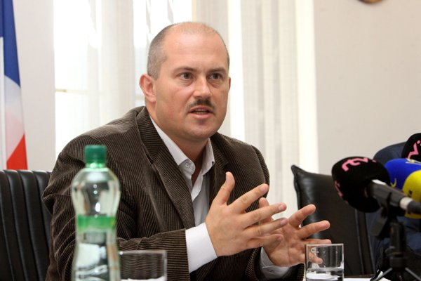 Banská Bystrica Governor Marian Kotleba
