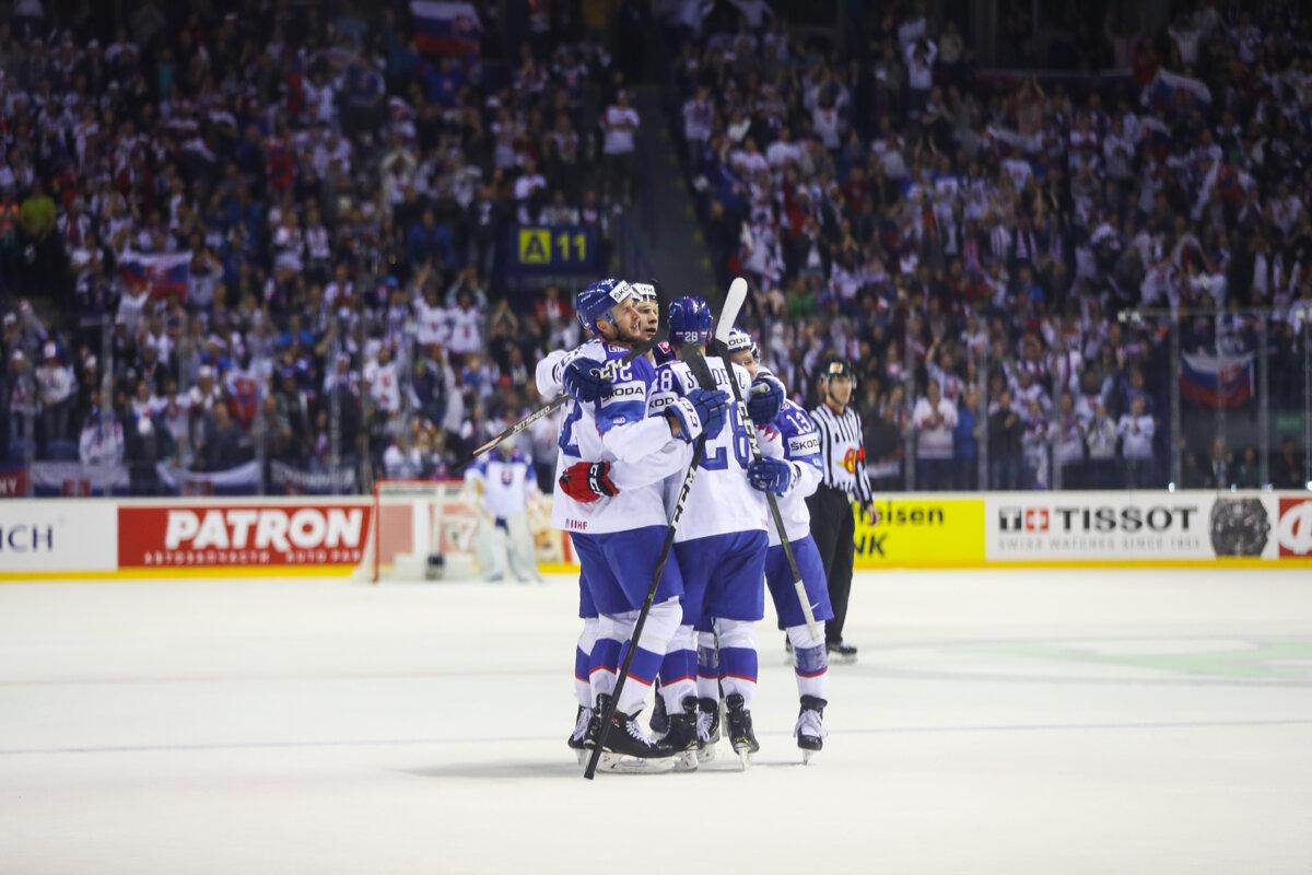 Iihf 2019 Slovakia Defeats Denmark Spectator Sme Sk