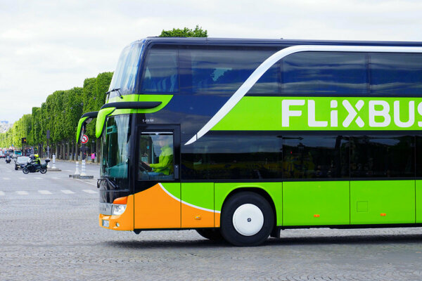 Flixbus will operate bus connections to Italy and Croatia during the summer.