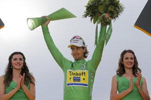 Peter Sagan at 2015 Tour de France