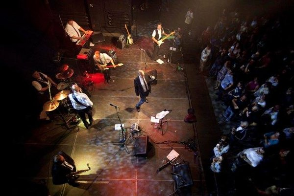 The Ventil RG band at Konvergencie 2014