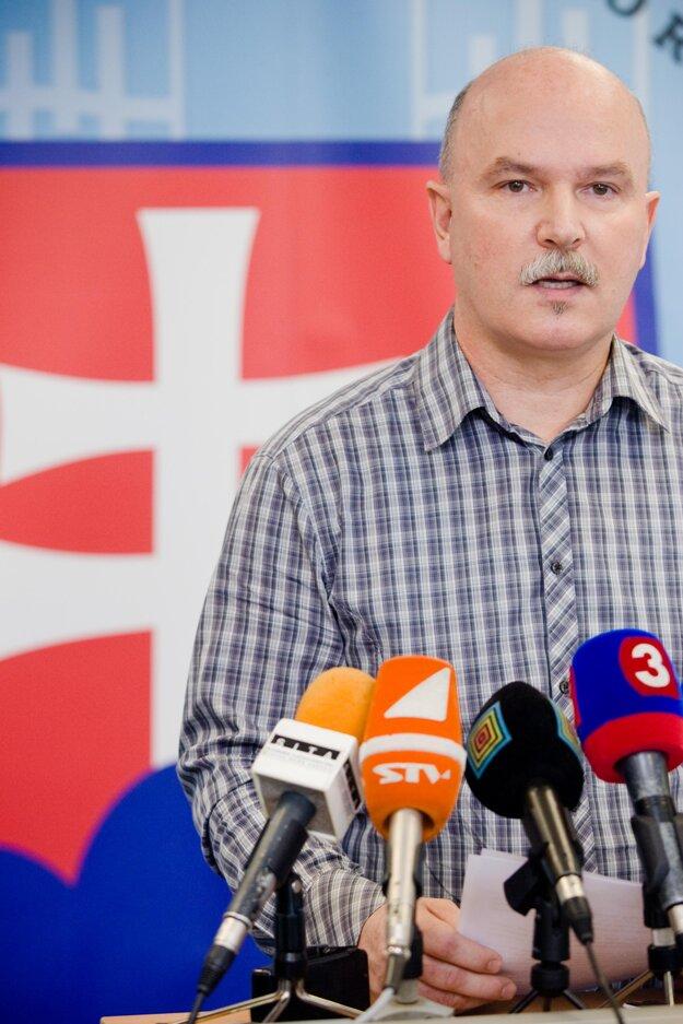 Ex-minister Marian Janušek