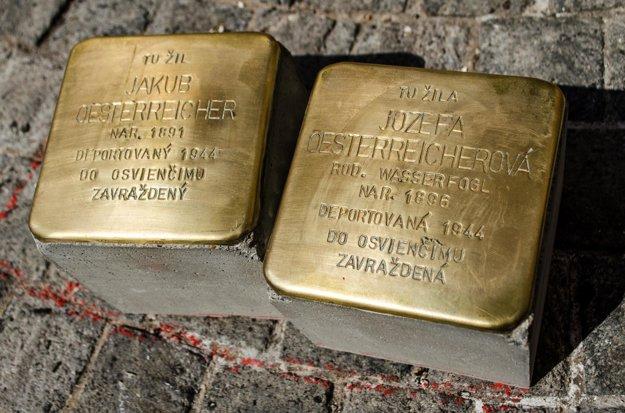 Bratislava Stolperstein