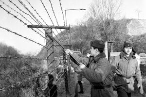 On November 30, the federal government ordered the removal of wired fences from the borders with Austria, which formed part of the Iron Curtain.