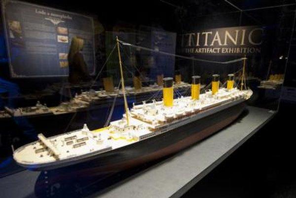 Exhibition on Titanic comes to bratislava