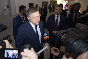 A triple former PM Robert Fico (Smer) will not face any criminal charges after Special Prosecutor Dušan Kováčik dismissed them on December 31, 2019
