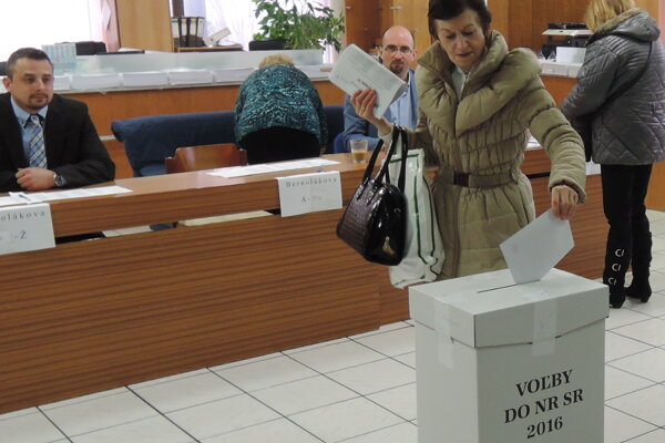 Only 1,044 Slovaks out of 1,173 of those who submitted their requests voted from abroad in 2016.
