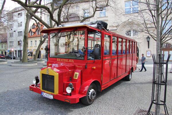 Prešporáčik (Bratislava Tourist Train)