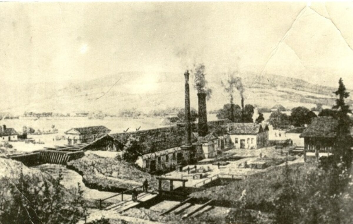 The famous history of Coburg Ironworks to be dusted off