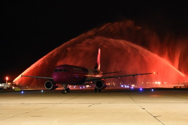 Bratislava airport has added several new routes.