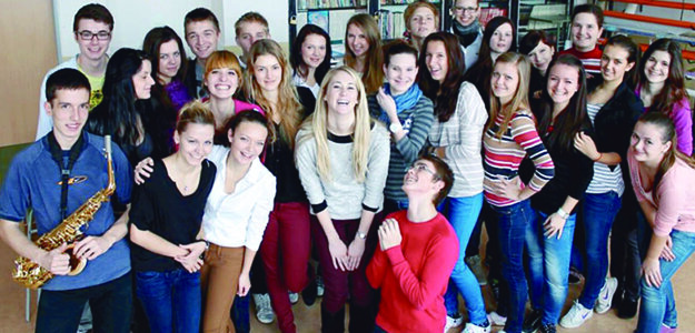 English Teaching Assistant, Nitra, 2013