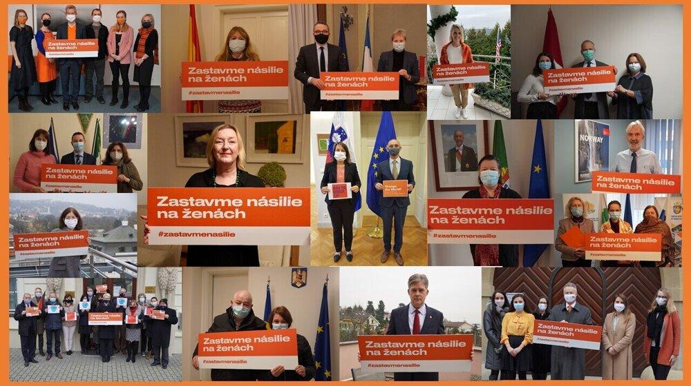 Orange the world campaign 2020