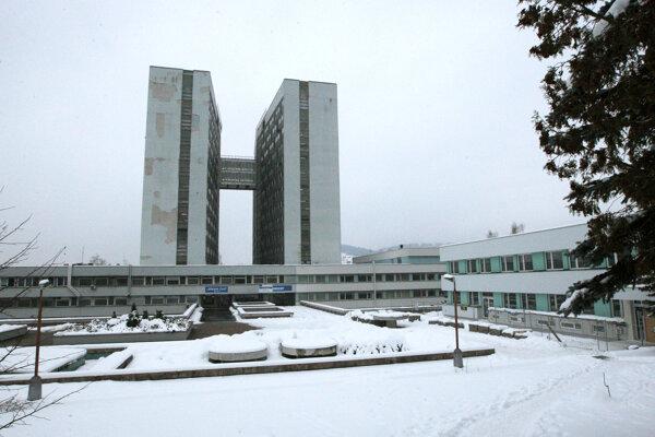 Roosevelt hospital in Banská Bystrica