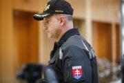 Ex-police chief Milan Lučanský
