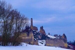 Korlátko Castle