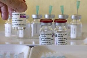 AstraZeneca vaccines against Covid-19