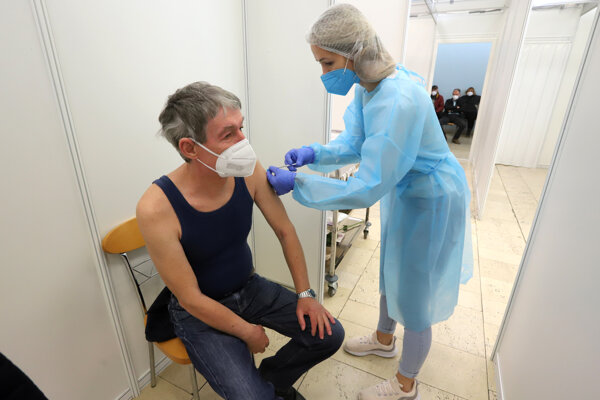 Vaccination in Zvolen