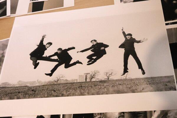 Slovak photographer Dežo Hoffmann worked with The Beatles regularly.