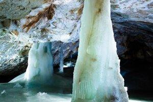Dobšinská Ice Cave