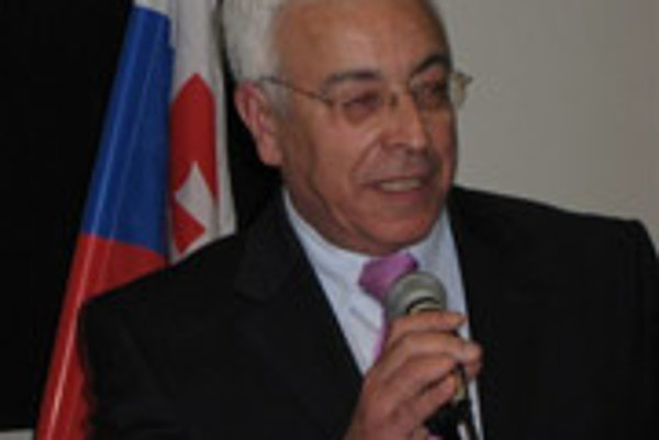 Israeli diplomat Yossi Gal
