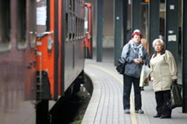 Free trains was one of the main measures of the first package.