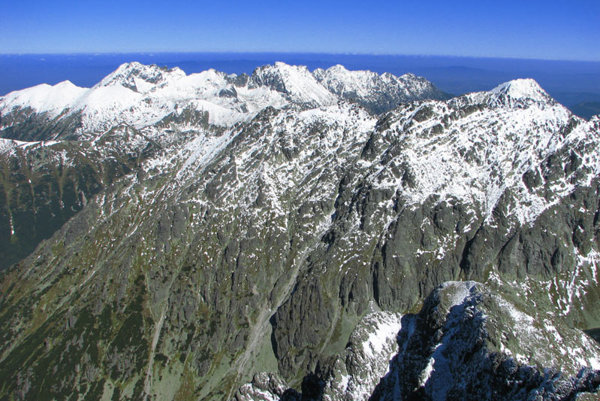 The peaks of the High Tatras: how much longer will they be cheap and cheerful?