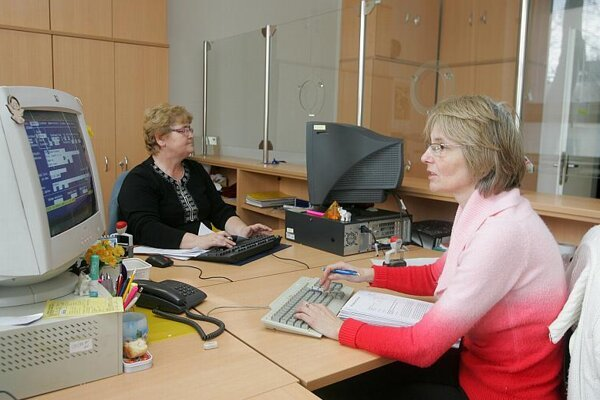Office work can be ideal for part-timers.