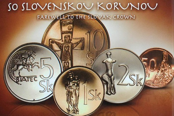 The Kremnica Mint has released a commemorative set of Slovak crowns.