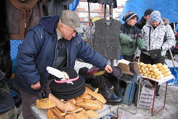 Slovaks go cross-border shopping, for example to Poland.