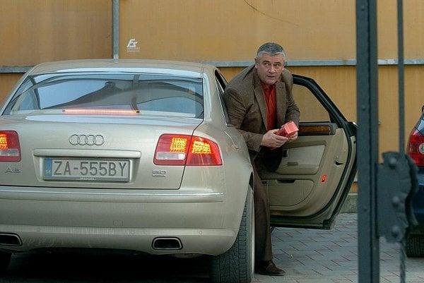 Ján Slota, illustrative stock photo