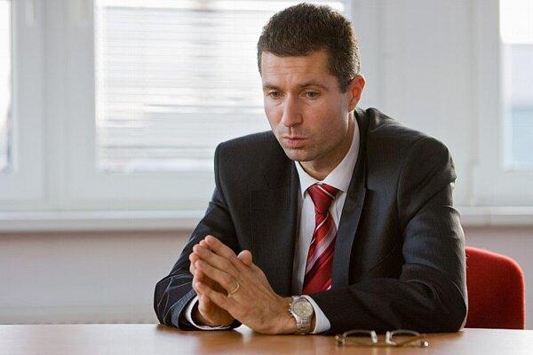 Branislav Máčaj, former head of the TÚ.