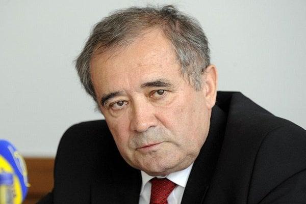 Dušan Muňko, the head of Sociálna Poisťovňa