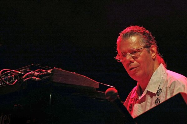 US jazz musician and composer Chick Corea