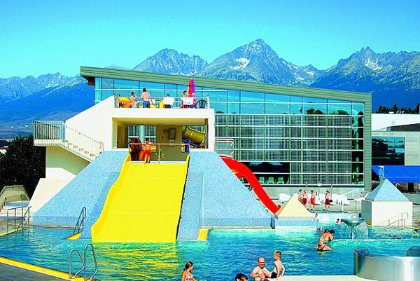 AquaCity in Poprad