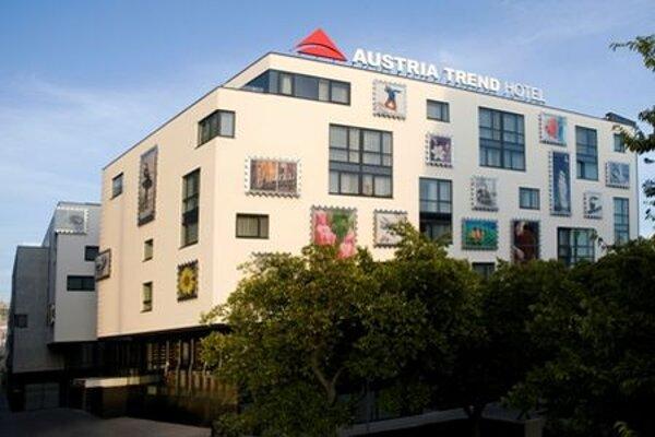 Austria Trend Hotel Bratislava ****