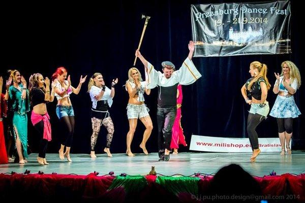 Pressburger Dance Fest, 2014 edition