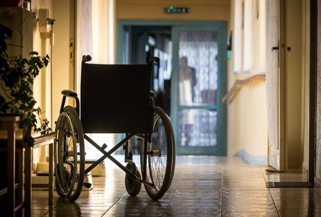 Young nurses are not willing to work in social care facilities.