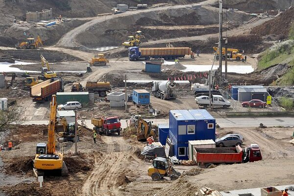 The end of the first PPP project may slow completion of a highway connecting east and west.