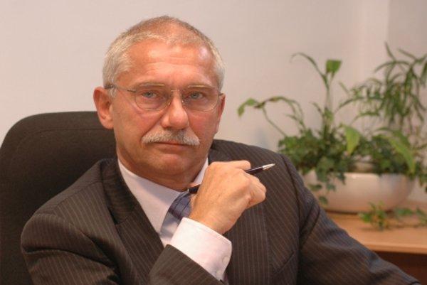 Ing. Ladislav Veršovský, Chairman of the Board of YIT Reding a.s.