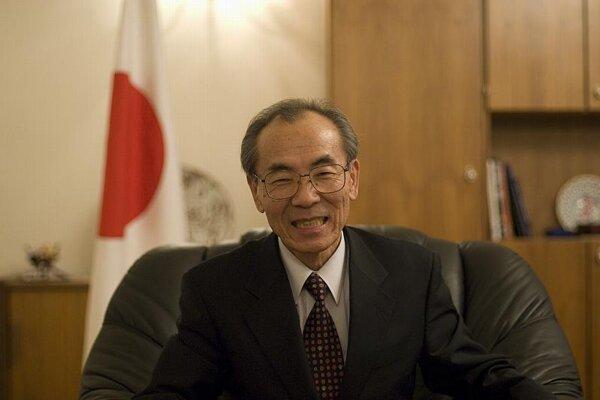 Ambassador Yoshio Nomoto