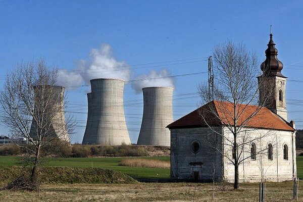 Nuclear energy is not an issue for most Slovaks.